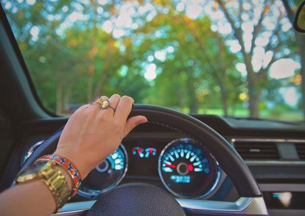 тест как вы управляете автомобилем