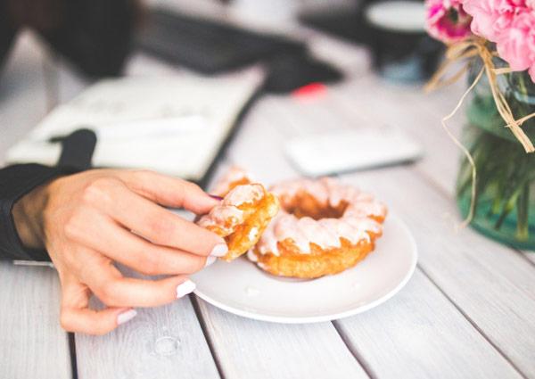 Как снизить аппетит: установка на похудение